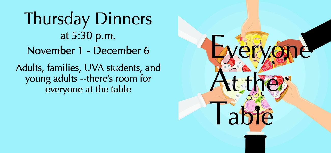 EAT Together on Thursdays