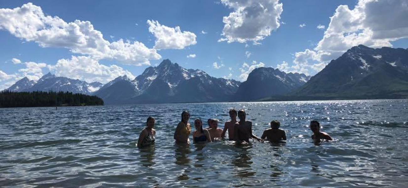 The Grand Adventure: Pilgrims in the Tetons